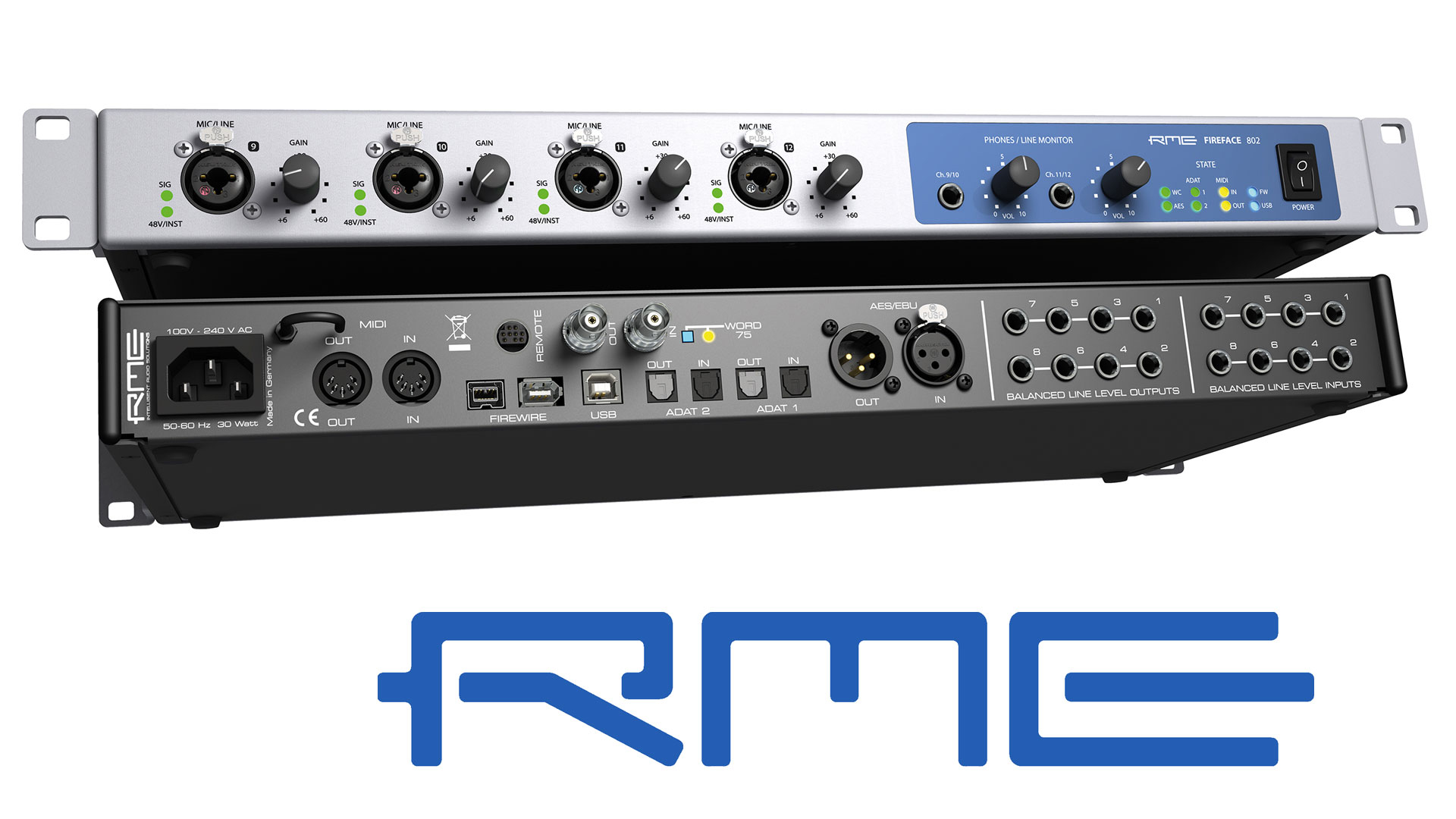 RME audiocards