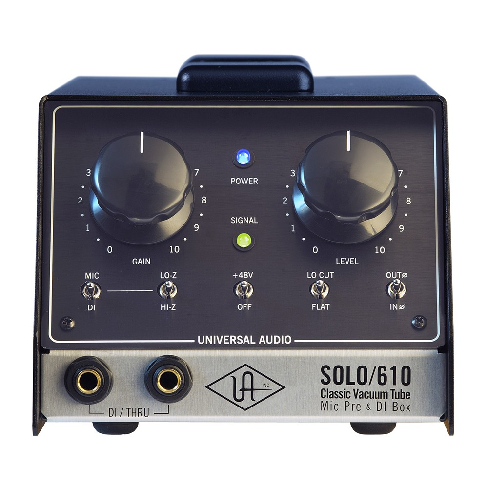 Universal Audio Outboard Solo/610