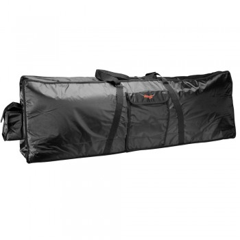 Stagg K10-128 76 keys soft keyboard bag - Black