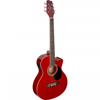 Stagg SA20ACE Acoustic-Electric RED