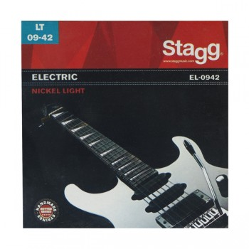 Stagg EL-0942 Nickel Light Electric Guitar Strings Set