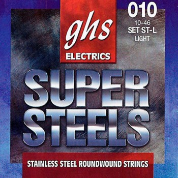 GHS ST-L Set Super Steels Stainless Steel 010 Extra