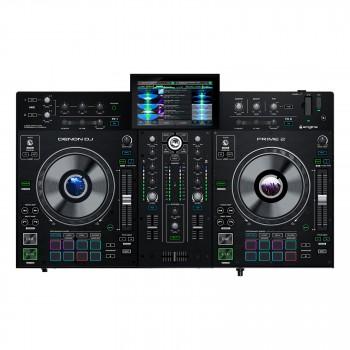 Denon DJ Prime 2 Standalone DJ System with Touchscreen