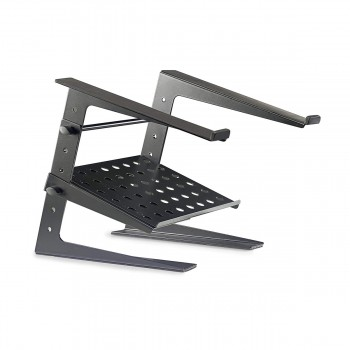 Stagg Professional DJ Desktop Stand with Lower Support Plate