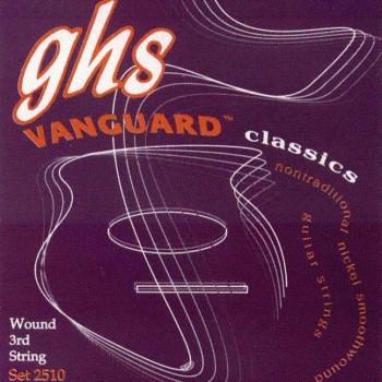 GHS 2510 Set Vanguard Classics Wound 3rd String