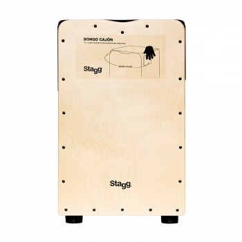 Stagg CAJ-BONGO Natural