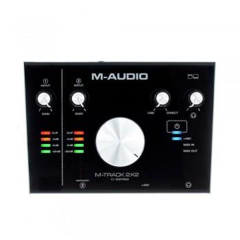 M-audio M-track 2X2 audiocard