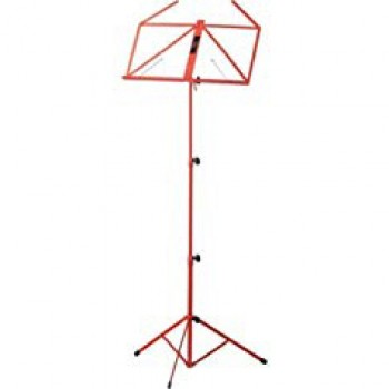 Stagg MUS-A3 stand note red