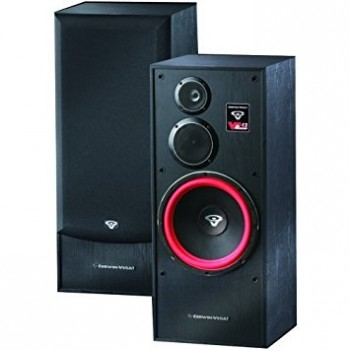 "Cerwin Vega Passive CWV VE12 12"" 3 Way Tower Speaker (Pair)"
