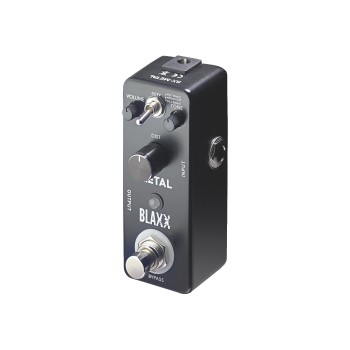 Stagg Blaxx 3-mode Metal Guitar Effect Pedal