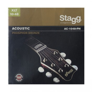 Stagg AC-1048 acoustic strings set