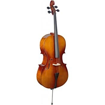 Stagg 4/4 Size Cello With Carrying Bag