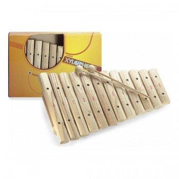 Stagg 12-Key Xylophone With Mallets