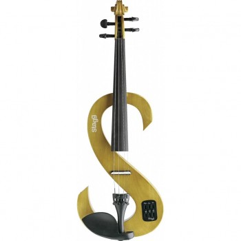 Stagg Electric Modern Violin honey