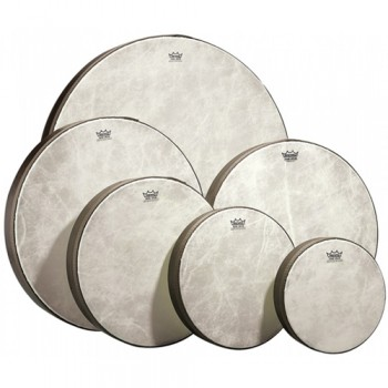 Stagg Remo Pretuned Head Hand Drum 2 x 10 Inch