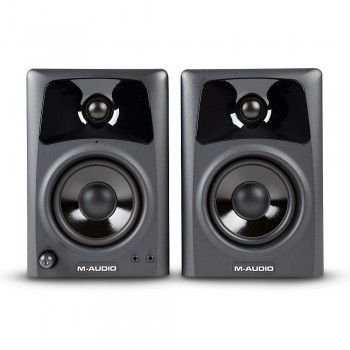 M-Audio AV42 monitors