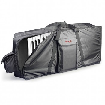 Stagg K10-115 soft keyboard bag - Black