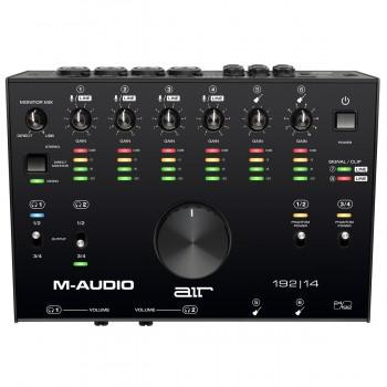 M-Audio AIR 192|14 USB Audio Interface