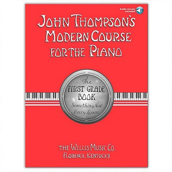 Willis Music John Thompson's Modern Course for The Piano Grade 1