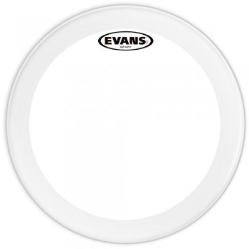 Evans BD20GB3 EQ3 Batter Clear 20 Inch