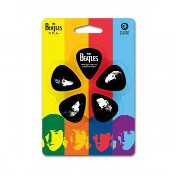 Planet Waves Beatles Guitar white thin picks