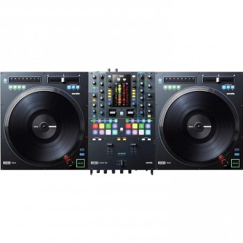 Rane SEVENTY TWO 2-Deck Mixer & Rane TWELVE