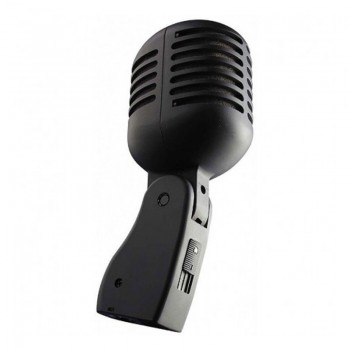Stagg Vintage Dynamic microphone Black