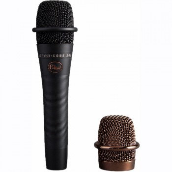 Blue Microphones enCORE 200 Black - Active Dynamic Handheld Microphone