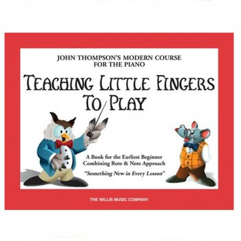 Ragtime Thompson Litle Finger To play