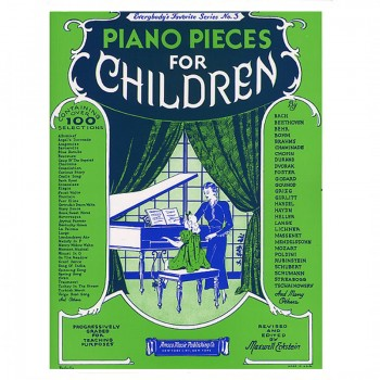 Ragtime Piano Pieces For Children