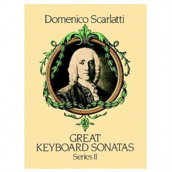 Domenico Scarlatti Great Keyboard Sonatas Series 2