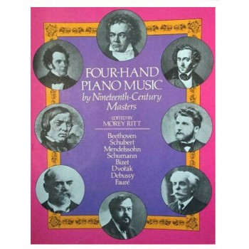 Four-Hand Piano Music by Nineteenth-Century Masters