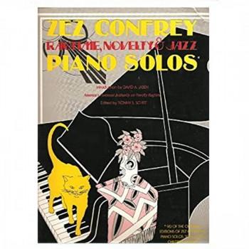Zez Confrey Ragtime, Novelty & Jazz Piano Solos