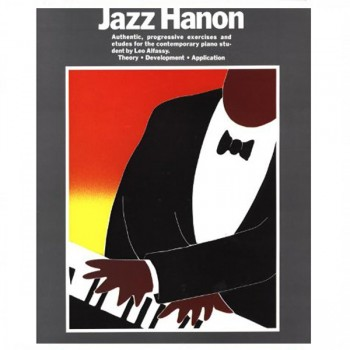 Jazz Hanon-Hanon Series