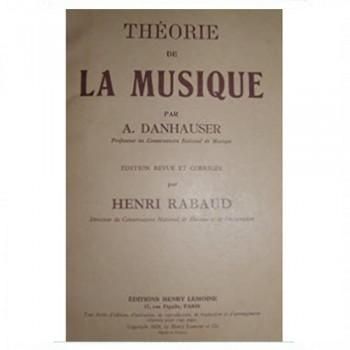 Theorie De La Musique Par A.Danhauser