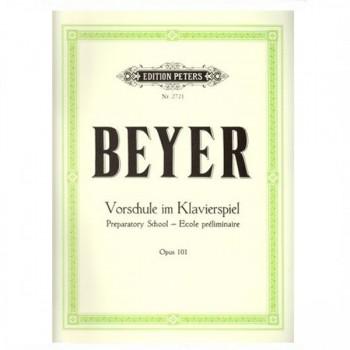Beyer Vorschule Im Klavierspiel Opus 101