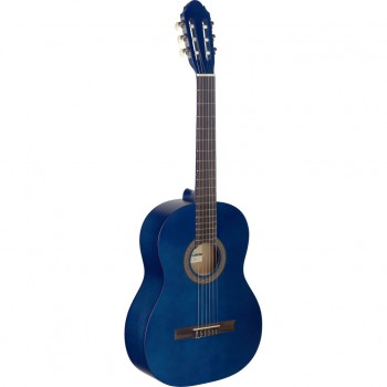 Stagg C440 Full Size Classical Guitar-Blue
