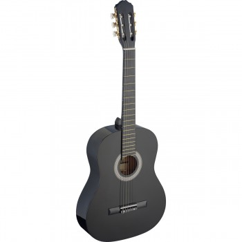 Stagg C440 Full Size Classical Guitar-Black