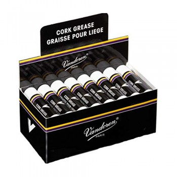 Vandoren CG100/24 Cork Grease, Box of 24