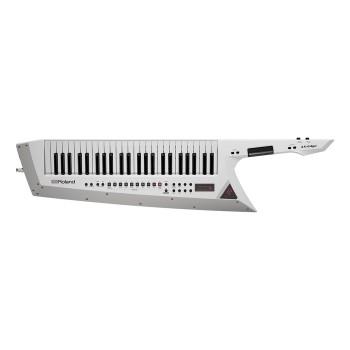 Roland AX-Edge 49-key Keytar Synthesizer - White