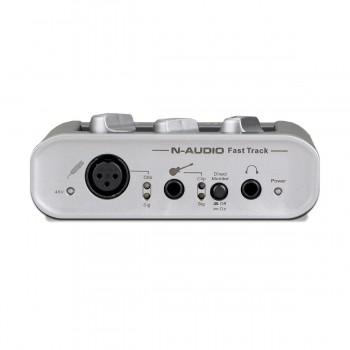 N-audio Fast track audiocard