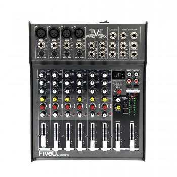 Montarbo EVEPRO12 FX portable Mixer