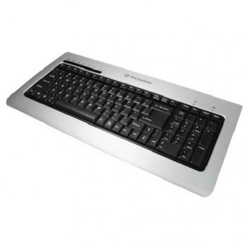 ThermalTake Soprano aluminum premuim computer keyboard