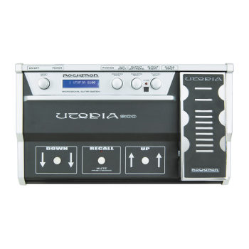 Rocktron Utopia G100 Guitar Multi Effects Pedal