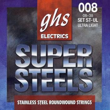GHS ST-UL Set Super Steels Stainless Steel 008 Ultra Light