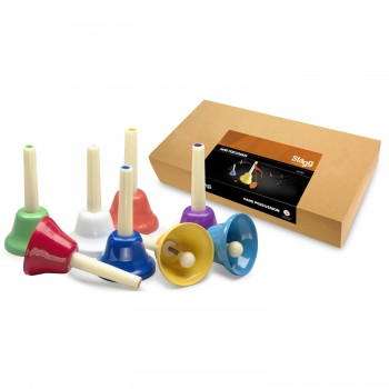 Stagg HB Set Hand Bell 8 Notes
