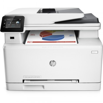 HP Color LaserJet Pro Printer MFP M277n
