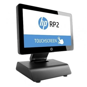 HP Rp2 Retail System 14-Inch Desktop (Black)