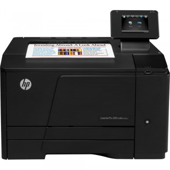 HP M251nw wireless LaserJet Pro 200 wireless Color Printer