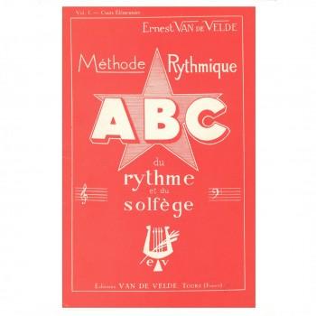 Ragtime Methode Rythmique - ABC Du Rythme Et DU Solfege- Volume  1
